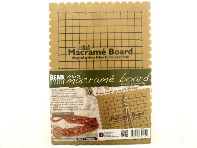 Macrame Board 7.5 X 10.5