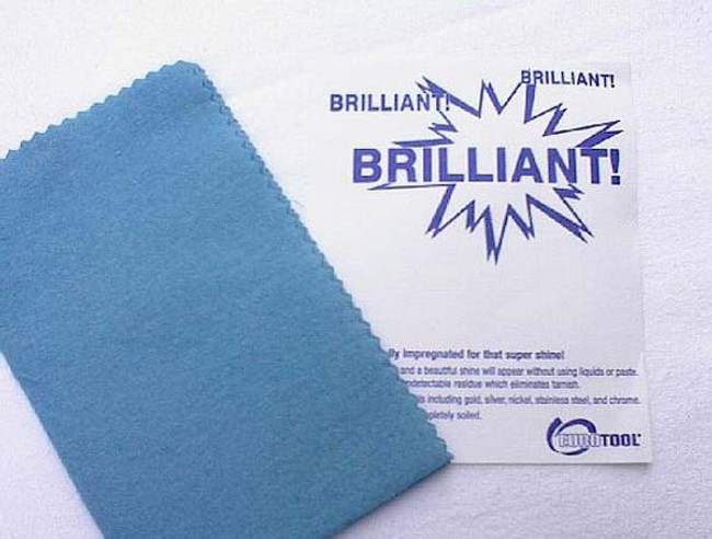 Brilliant Polishing Cloth