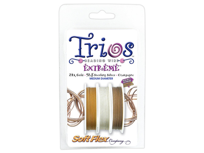 Trios Beading Wire Packs Extreme (Prices Vary by Pack)