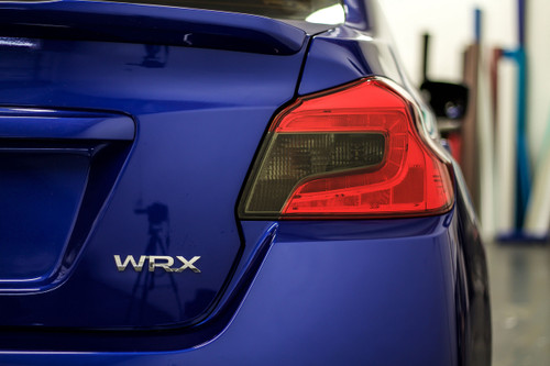 Smoked Tail Light Inset Overlay (2015-2018 WRX / STI)