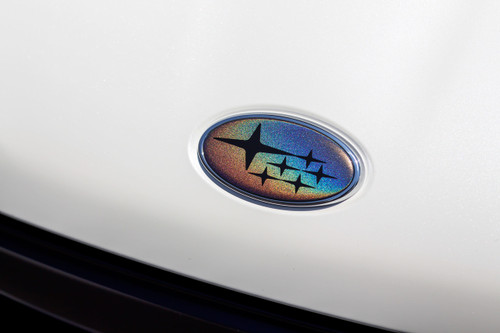 Limited Edition Psychedelic Emblem Overlays (2015-2018 WRX / STI)