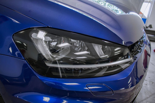 Headlight Amber Delete Tint Overlay (2014-2018 Golf R & GTI)