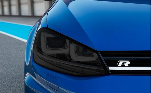 Smoked Headlight Tint Overlays (2014-2018 Golf & GTI)