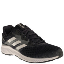Womens Adidas Aerobounce [ Core Black - Run White - Run White ] WBW0297
