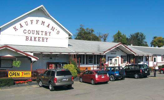 Kauffman S Country Bakery One Of The Largest Bakeries In Amish Country Amish Country Insider