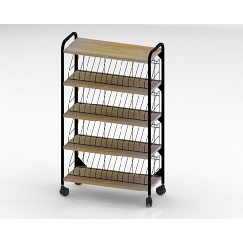 Mov-it Chart Rack: Top Open