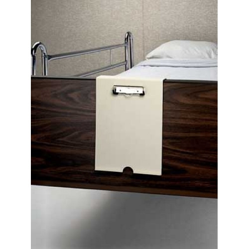 Nursing Clipboard - Over Bed Clipboard ABS Plastic