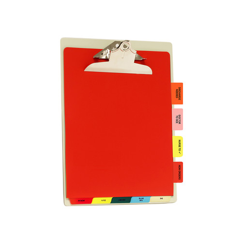 Customized ED Clipboard Pak - Antimicrobial