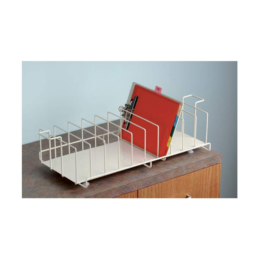ED Clipboard Rack: Std or Legal - First Healthcare Products