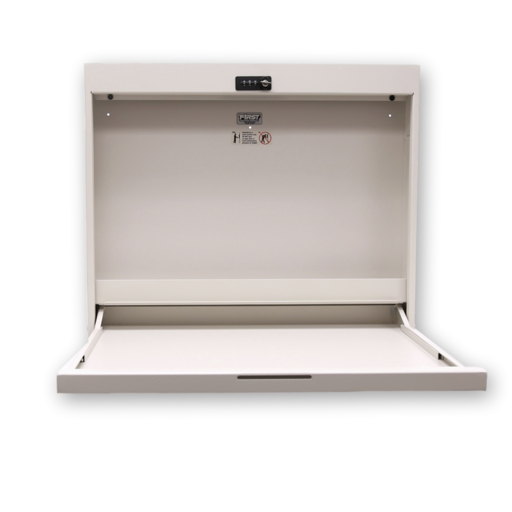 Stor-it Double Wide Locking Technology Cabinet (WD570-1153-33)