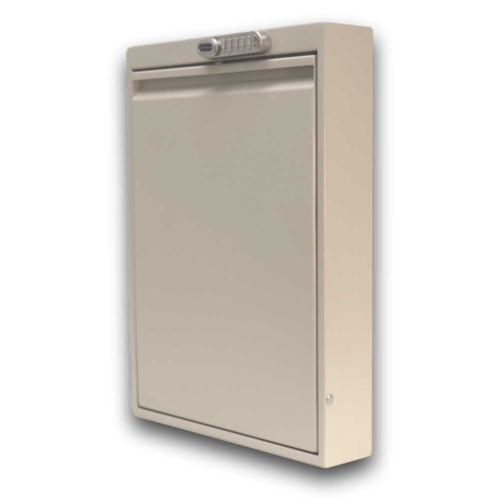 Stor-it Single Electronic Locking Tech Cabinet