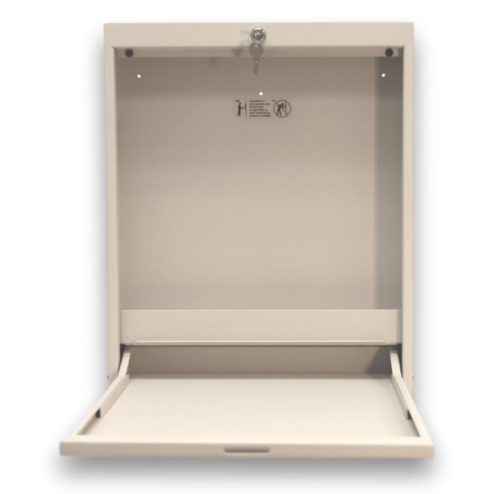 Stor It Single Locking Technology Cabinet (WD560 SLOCK 33)