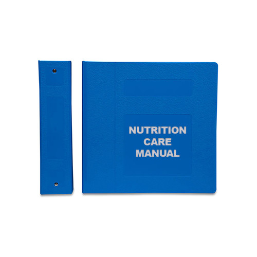 nutrition care manual side open first healthcare products rh firstproducts com nutrition care manual diet sheets nutrition care manual cost