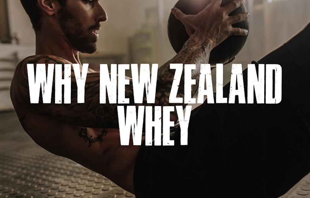 Why New Zealand Whey