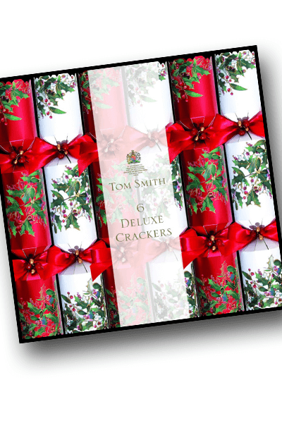 What are Christmas Crackers?