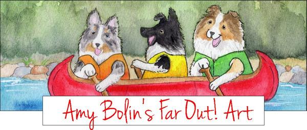 Amy Bolin's Far Out! Art
