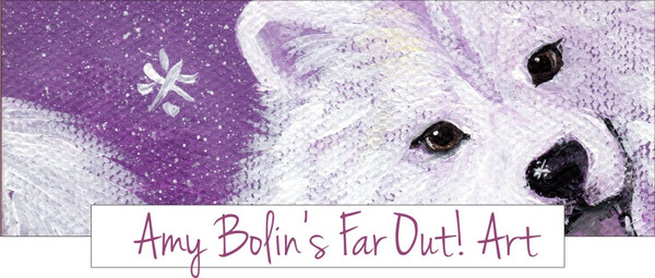Amy Bolin's Far Out! Art