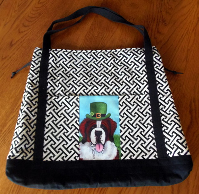 this is a picture of tote with draws closed it will open up about 7 more inches for you to access inside.
