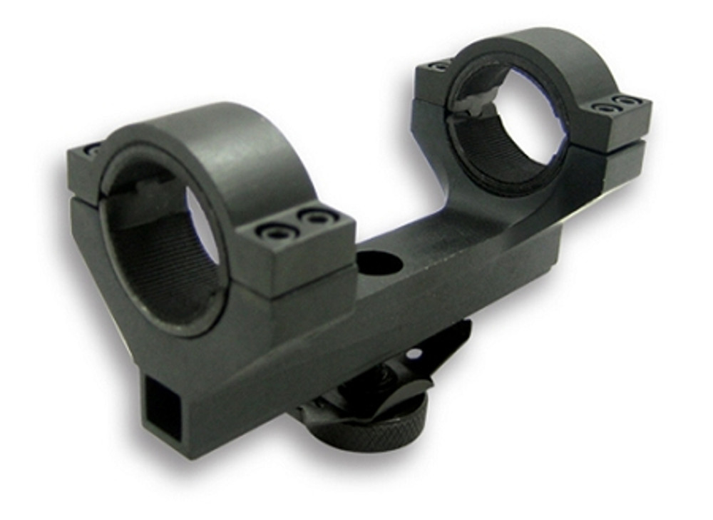 "Carry Handle 30MM Scope Mount with 1"" Inserts/Full Size 4"""
