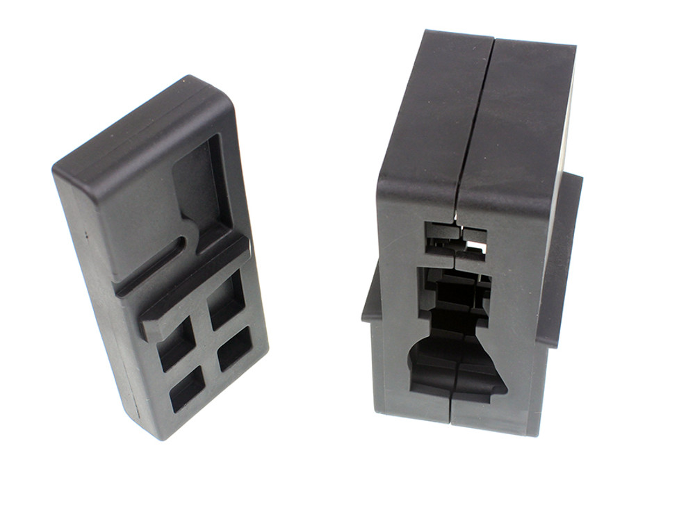 Omega Mfg AR-15 Upper Receiver Builders Vise Block Set Two Pieces