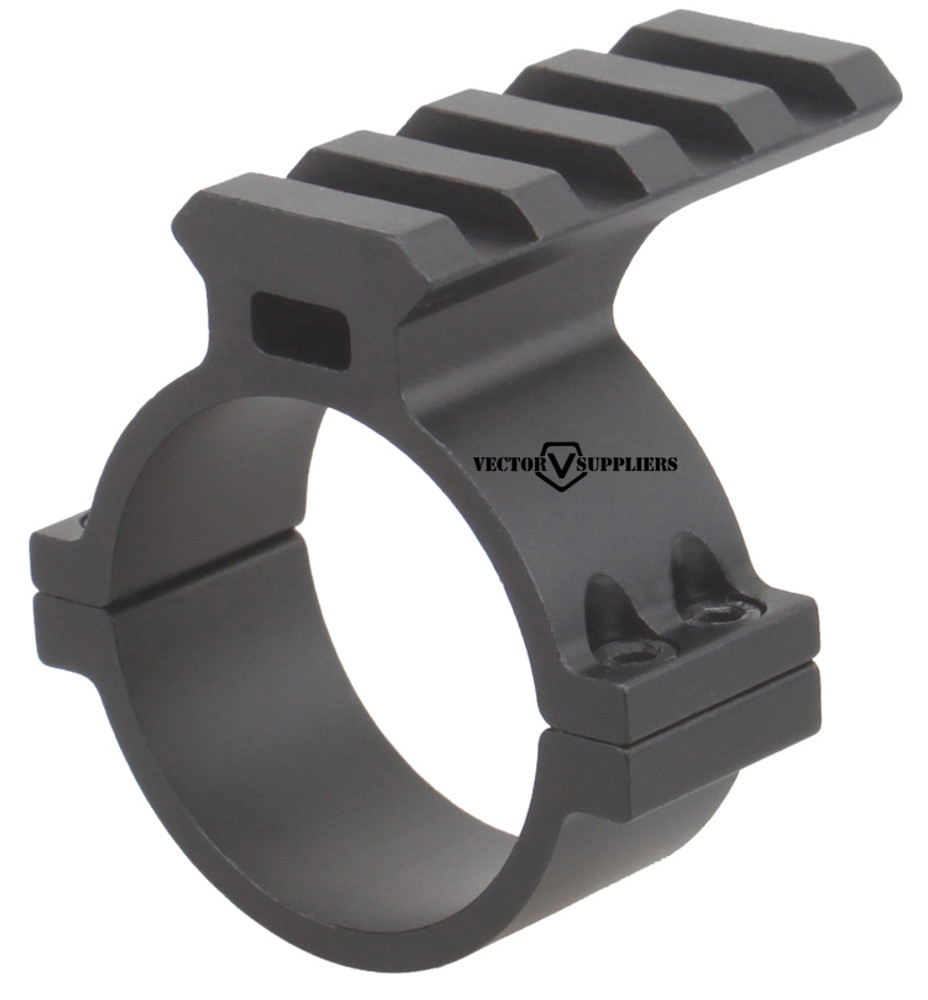 Vector Optics 35mm 34mm Scope Mount Ring with Picatinny Rail fit 21mm Weaver Red Dot Sight