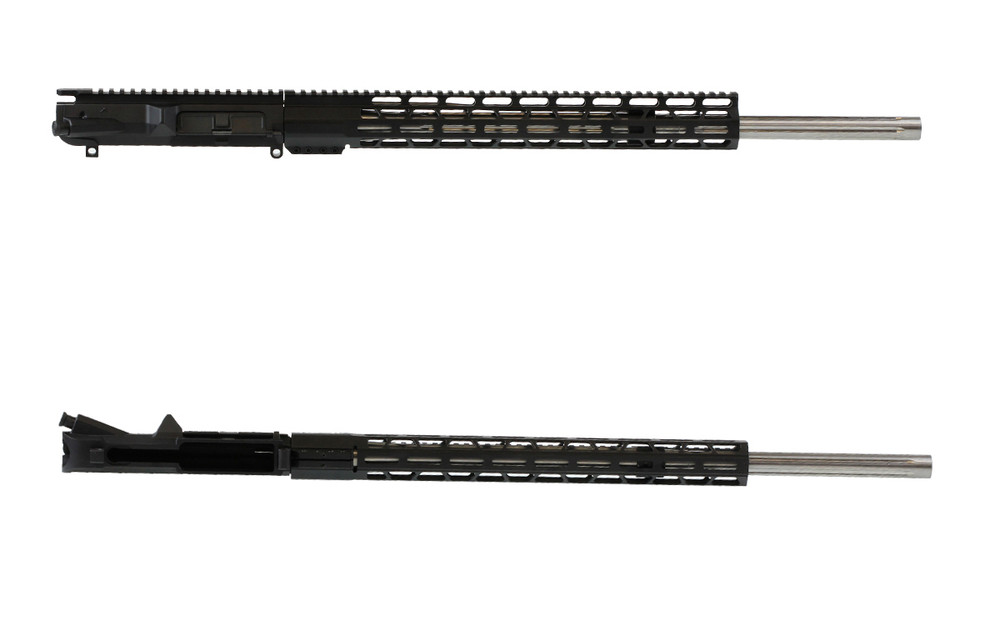 "Davidson Defense  ""Beast of Burden""  LR-308 Featuring Aero Precision M5 Upper 24"" OverMatch 416R Stainless .308 Win Fluted  Crowned Bull Barrel 1-10T Barrel  Super-Slim M-Lok Handguard"