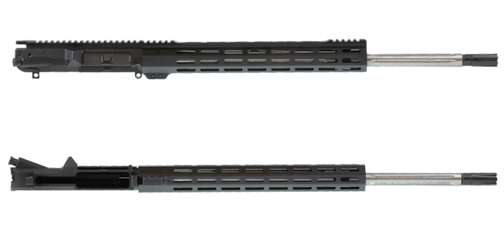 "Davidson Defense ""Nail Head"" Lr-308 Featuring Aero Precision M5 Upper 22""  OverMatch 6.5 Creedmoor 1-8T 416R Stainless Straight Fluted Barrel Premium 15"" M-Lok Handguard"