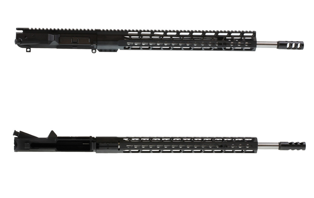"Davidson Defense ""Severance"" LR-308 Featuring Aero Precision M5 Upper 20"" Ultra-Match 416R Stainless .308 Win 1-10T Barrel 17"" KeyMod Handguard"