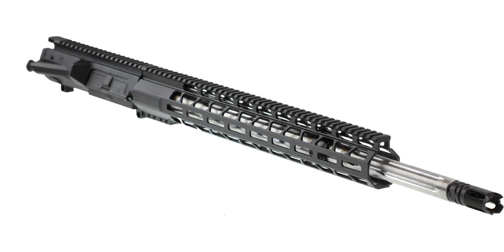 "Davidson Defense ""Mont Blanc"" LR-308 Featuring  Aero Precision M5 Upper 22"" 6.5 Creedmoor OverMatch 416R Straight Fluted Stainless Barrel 17"" M-Lok Handguard"