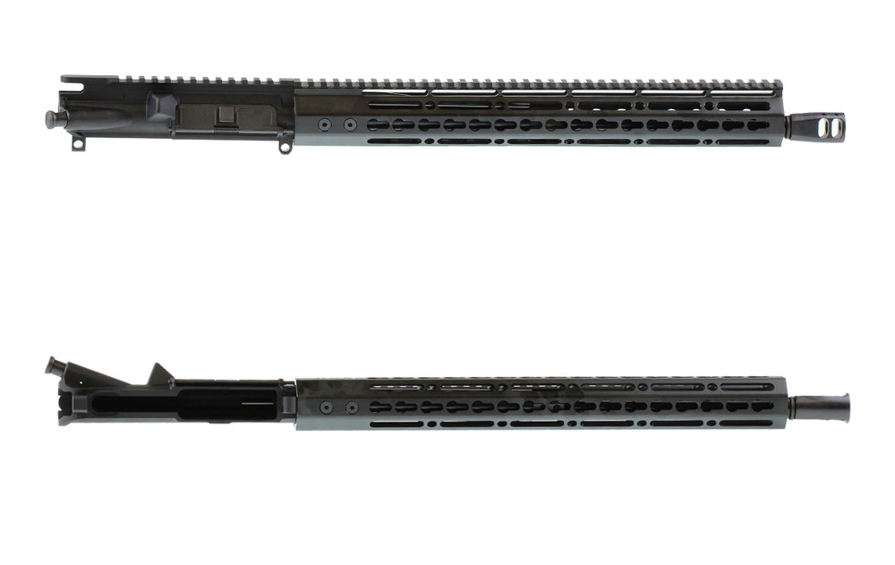 "Davidson Defense ""Adventure Galley"" AR-15 Assembled Upper 16"" 5.56 NATO CMV H-BAR 1-7T Barrel 15"" KeyMod Handguard"