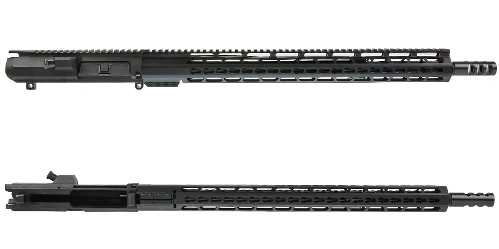"DPMS ""Juliet"" LR-308 Assembled Upper 20"" Ultra-Match 6.5 Creedmoor QPQ Nitride H-BAR Barrel 19.25"" KeyMod Handguard"