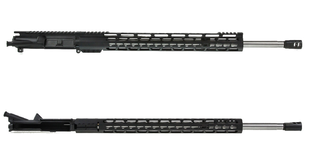 "Davidson Defense ""India"" AR-15 Featuring Aero Precision Upper Receiver 22"" Ultra-Match .224 Valkyrie 1-7T Stainless Heavy Barrel 17"" KeyMod Handguard w/ BCG & Ambidextrous Charging Handle"