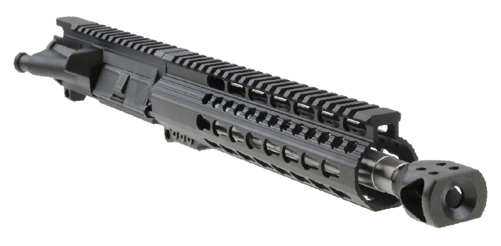"Davidson Defense AR-15 ""Delta"" Assembled Pistol Upper Receiver 10.5"" 9MM Stainless Steel 1-10T Barrel 9"" KeyMod Handguard"
