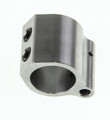 Davidson Defense Premium Low Profile Micro Gas Block & Roll Pin .750 - Made from 416R Stainless Steel Billet