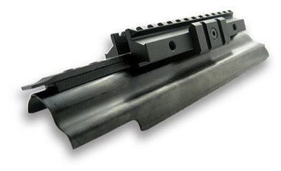 Nc/star AK Receiver Cover Tri-Rail Weaver Scope Mount
