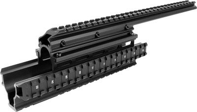 Saiga 12 Ga Quad Rail Mount