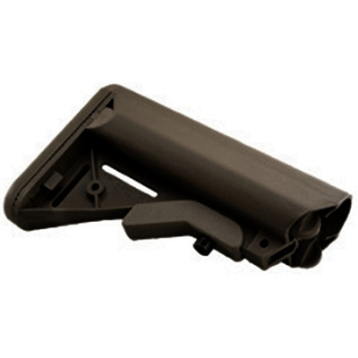 American Spec-ops Tactical Sopmod Black Buttstock Mil-Spec Sized   (Super Low Priced)