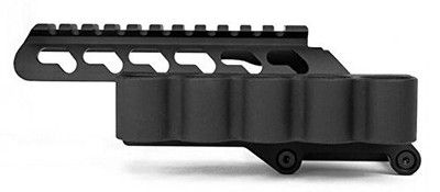 Trinity Force ExoMount Rail For 870 Shotguns W/ Shell Carrier