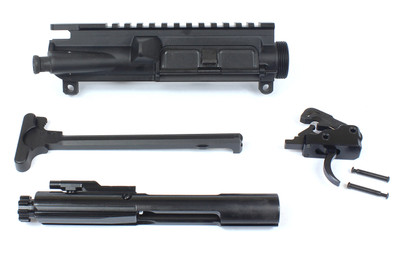 Davidson Defense Ultra Match Upper Kit With Drop In Trigger System BCG & Charging Handle