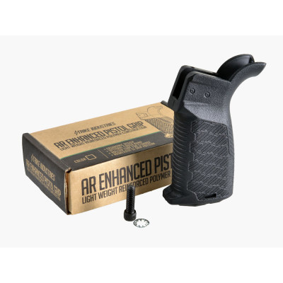Strike Industries AR Enhanced Pistol Grip Black