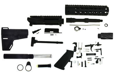 "Davidson Defense ""The Flame Thrower"" Pistol Kit Minus the Lower Receiver & BCG"