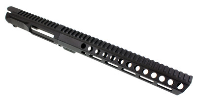 "Davidson Defense Black Diamond Series AR-15 Billet Upper and 12"" Handguard Combo - USA Made"