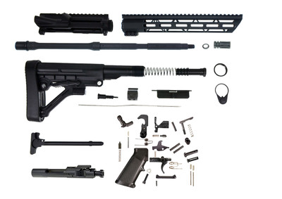 """Davidson Defense  """"Air Force One""""  Complete AR-15 Build Kit in .223 Wylde"""