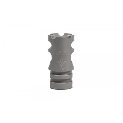 Aero Precision VG6 Gamma 300BLK Bead Blasted Stainless Steel 5/8x24 Muzzle Brake