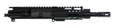 "Davidson Defense AR-15 ""Grasshopper"" Assembled Pistol Upper 7"" Nitride 5.56 1:7 Barrel W/ 4.2"" Super Lite Low Pro Keymod Handguard"