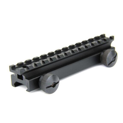 "TacFire AR-15 3/4"" Height Riser Picatinny Thumb Screw Mount"