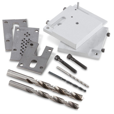 Anderson AR-15 80% Lower Receiver Jig Kit.