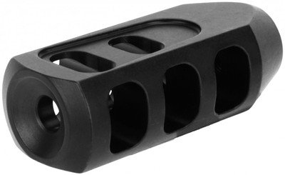 Davidson Defense 9mm 1/2x36 Tanker Muzzle Brake - USA Made