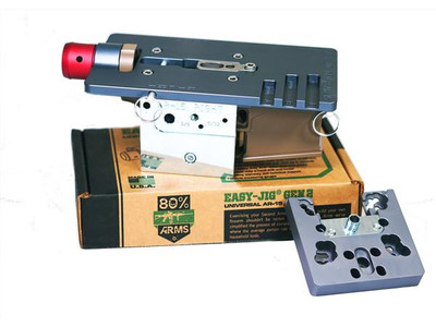 80% Arms Easy Jig Gen 2 AR-15 / AR-9 Only Version