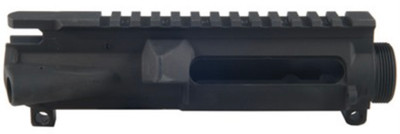 Digital Tool Stripped Upper M4 Feedramps - 7075 T6 Aluminum
